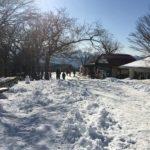 雪の高尾 Ichigendoでモーニング~小仏~城山~高尾山