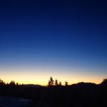 雪でキラキラ北アルプス2日目 西穂山荘~丸山~神宝乃湯♨