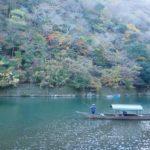 京都一周トレイル 7日目 RANZANでモーニング~一日観光(嵐山~嵐電沿線)~蕎麦のよしむら